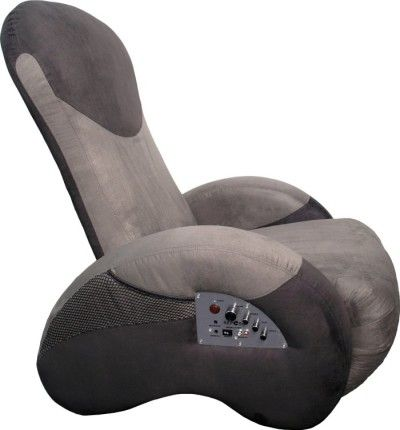 Repose E1000 Brown Gaming Chair Lounger Recliner