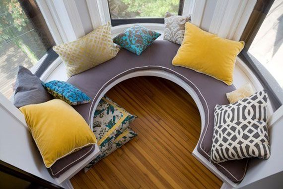 A Collection Of Nook Window Seat Design Ideas 1