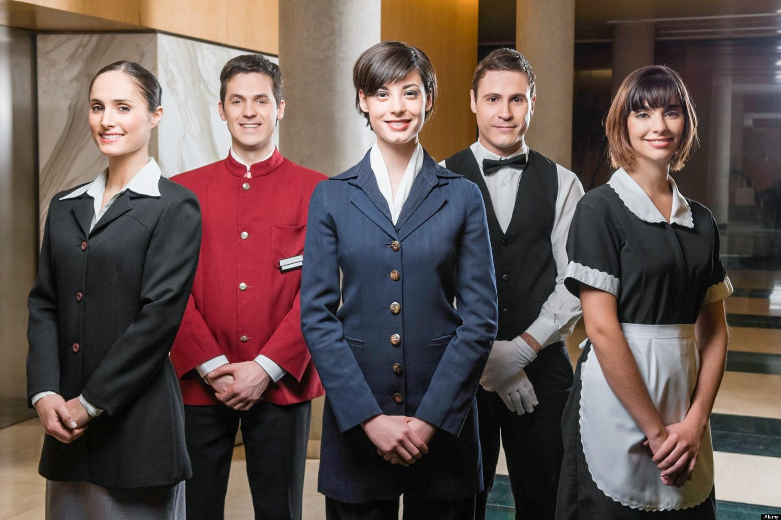 Uniforms For Hotels