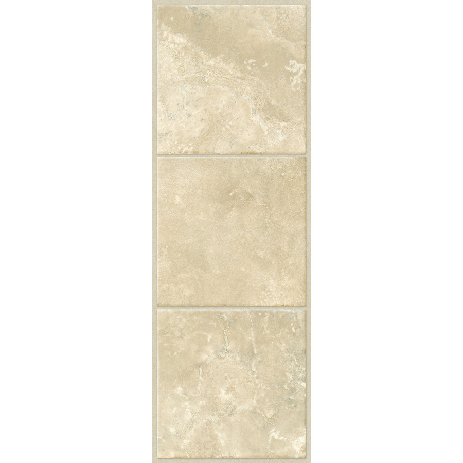 Shop Armstrong 12 X 36 Exquisite Alabaster Travertine Floating Vinyl Tile At Lowes Com Vinyl Tile Lowes Home Improvements Old Bar