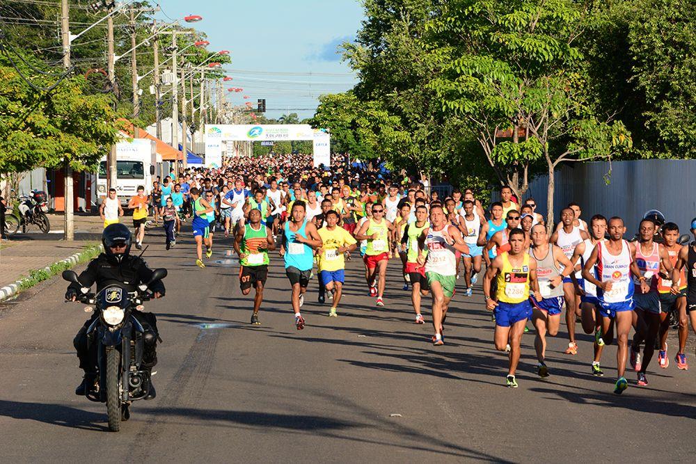 Prefeitura de Boa Vista promove corrida 9 de Julho #pmbv #prefeituraboavista #boavista #roraima #Corrida9deJulho