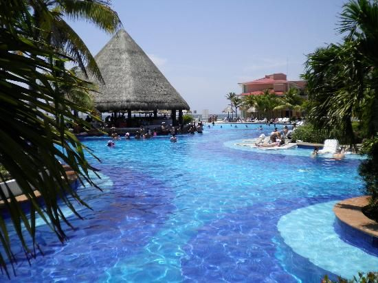 Moon Palace Golf & Spa Resort Cancun, Mexico