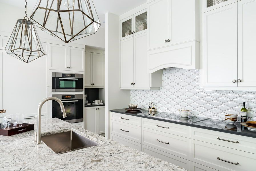 Aquabrass Quinoa Joy Slim Kitchen Faucett In Port Credit Lakefront Town Home