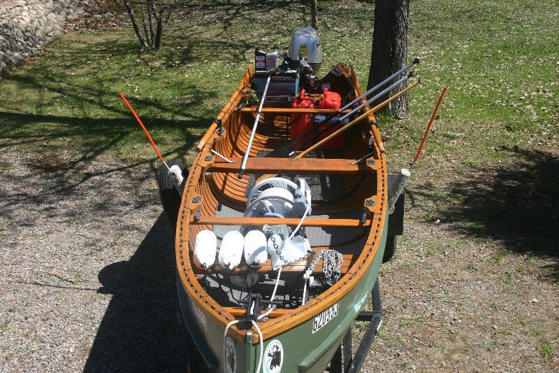 Wooden Canoe For Sale Craigslist-Plywood Canoe Plans Free