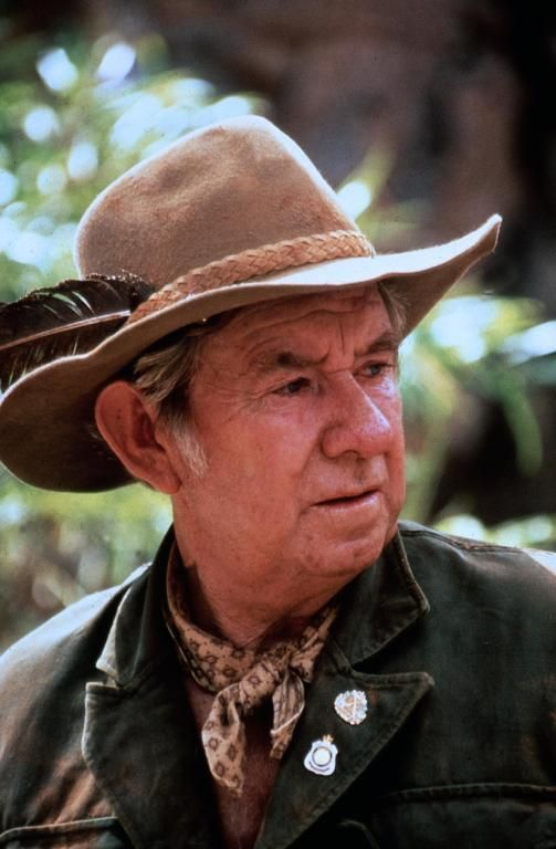Image result for john meillon and hogan in crocodile dundee