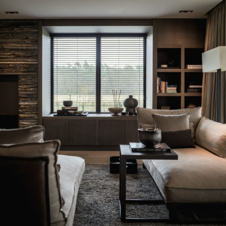 Interieur i keukens i marcel wolterinck en culimaat for Warme kleuren woonkamer