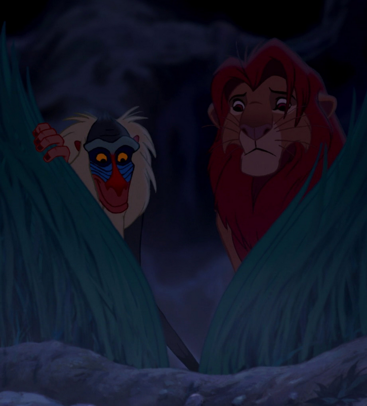 Simba And Rafiki You See He Lives In You The Lion King Lion King Movie Lion King Art Disney Lion King