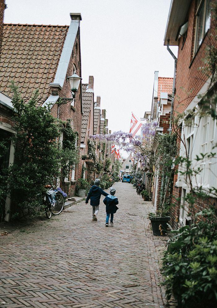 Urlaub in Nordholland - Bergen, Alkmaar und Egmond aan Zee