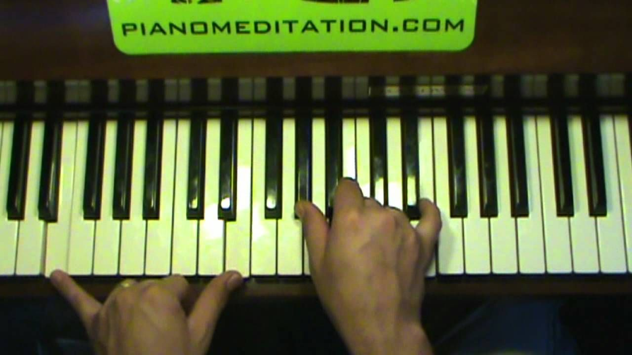 Amazing Grace (My Chains Are Gone) How to play