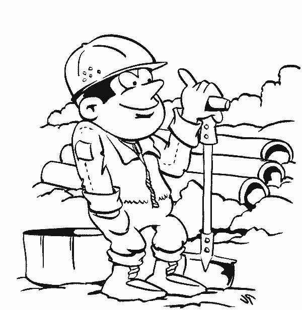 _ free printable community helper coloring pages for kids coloring kids pinterest