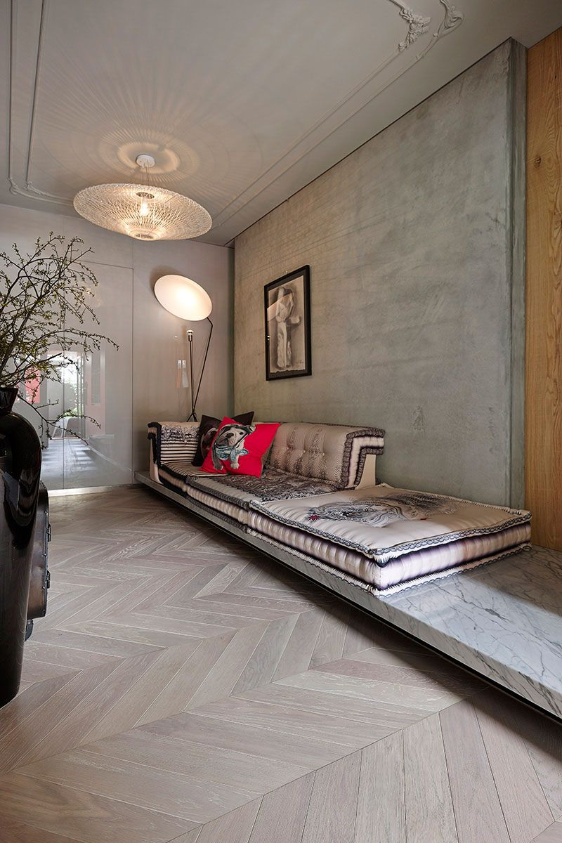 The Ganna Studio by Ganna Studio | HomeDSGN, a daily source for inspiration and fresh ideas on interior design and home decoration.