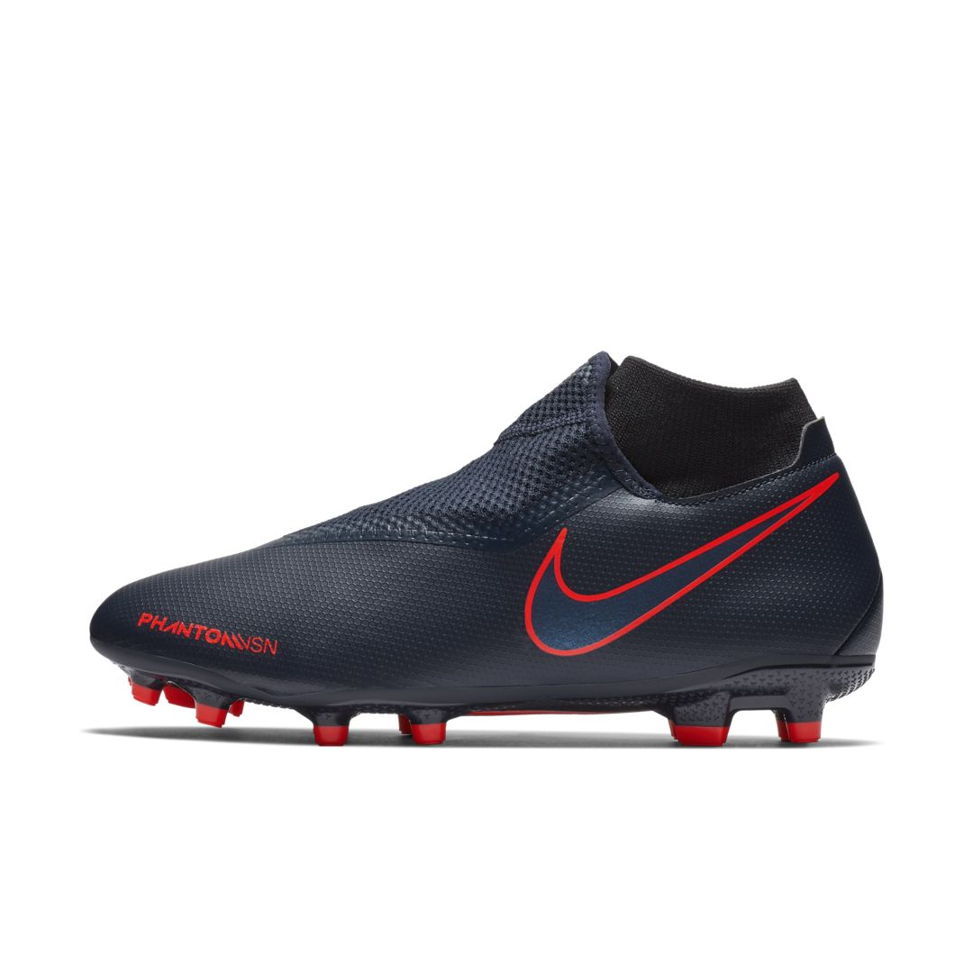 save off f4641 1777b Nike Phantom Vision Academy Dynamic Fit MG Multi-Ground Soccer Cleat Size  11.5 (Obsidian)