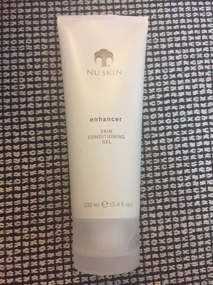 Nu Skin Enhancer Skin Conditioning Gel 100% Aloe  #NuSkin