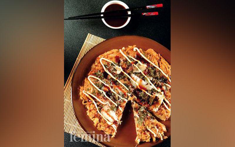 Resep Okonomiyaki Resep Daging Sapi Cincang Acar Jepang