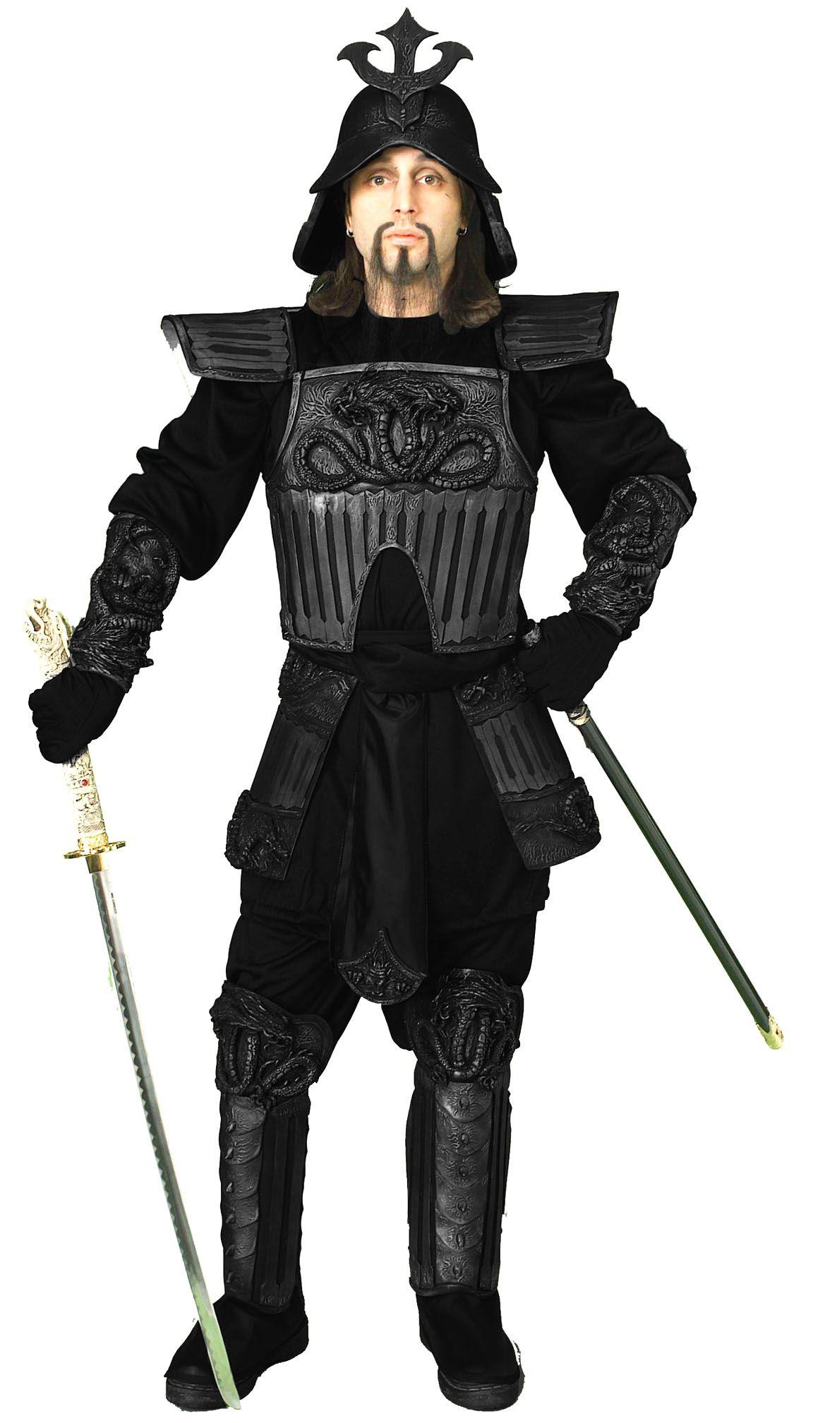 Театральный костюм самурая для мужчин — http://fas.st ...