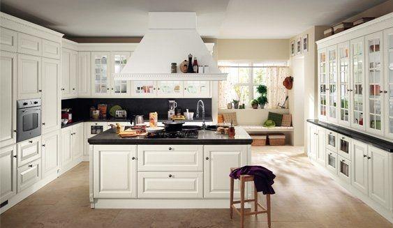 adalı açık mutfak modelleri | mutfak dolabı | pinterest - Landhauskchen Mediterran
