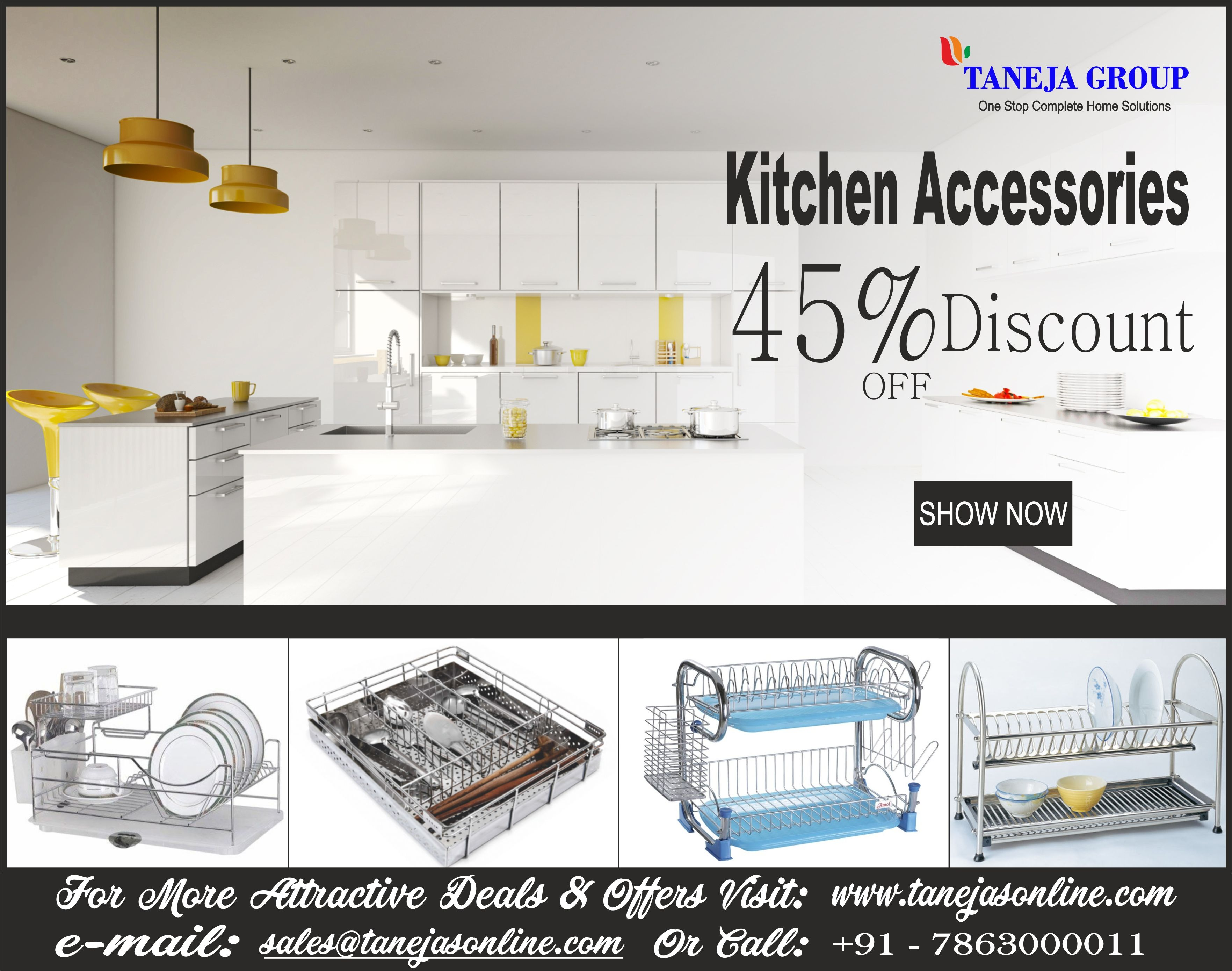 Uncategorized Discount On Kitchen Appliances 45 discount offer on kitchen accessories tanejagroup http httptanejasonline applianceskitchen accessories