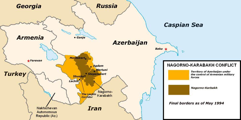 Stalin S Legacy The Nagorno Karabakh Conflict Armenia Armenia Azerbaijan Armenian Military