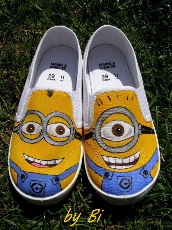 9ba64444d2 Custom hand painted canvas shoes