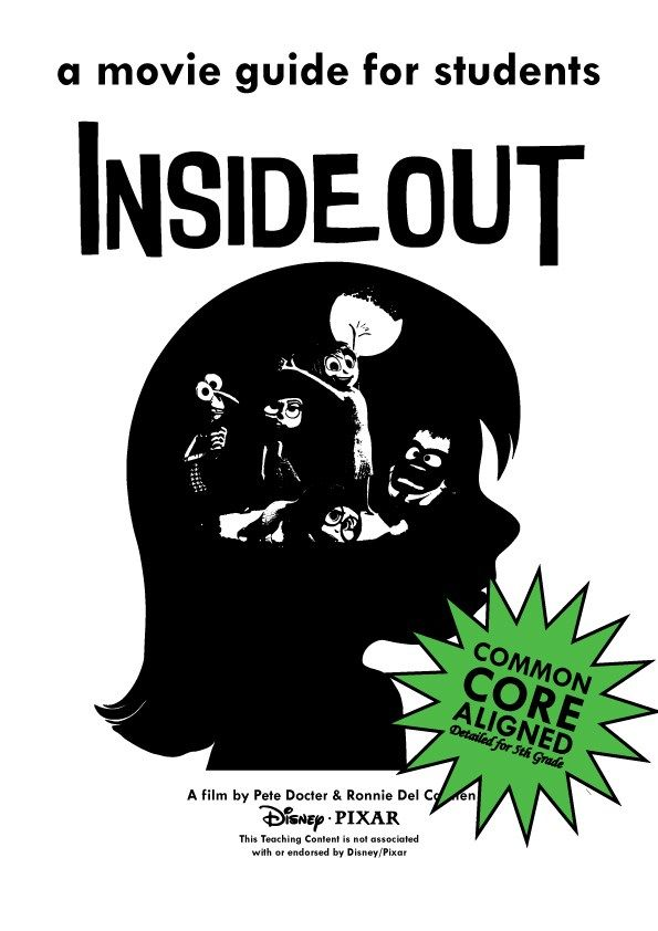 Inside Out Movie Guide Pinterest Movie Guide And Students