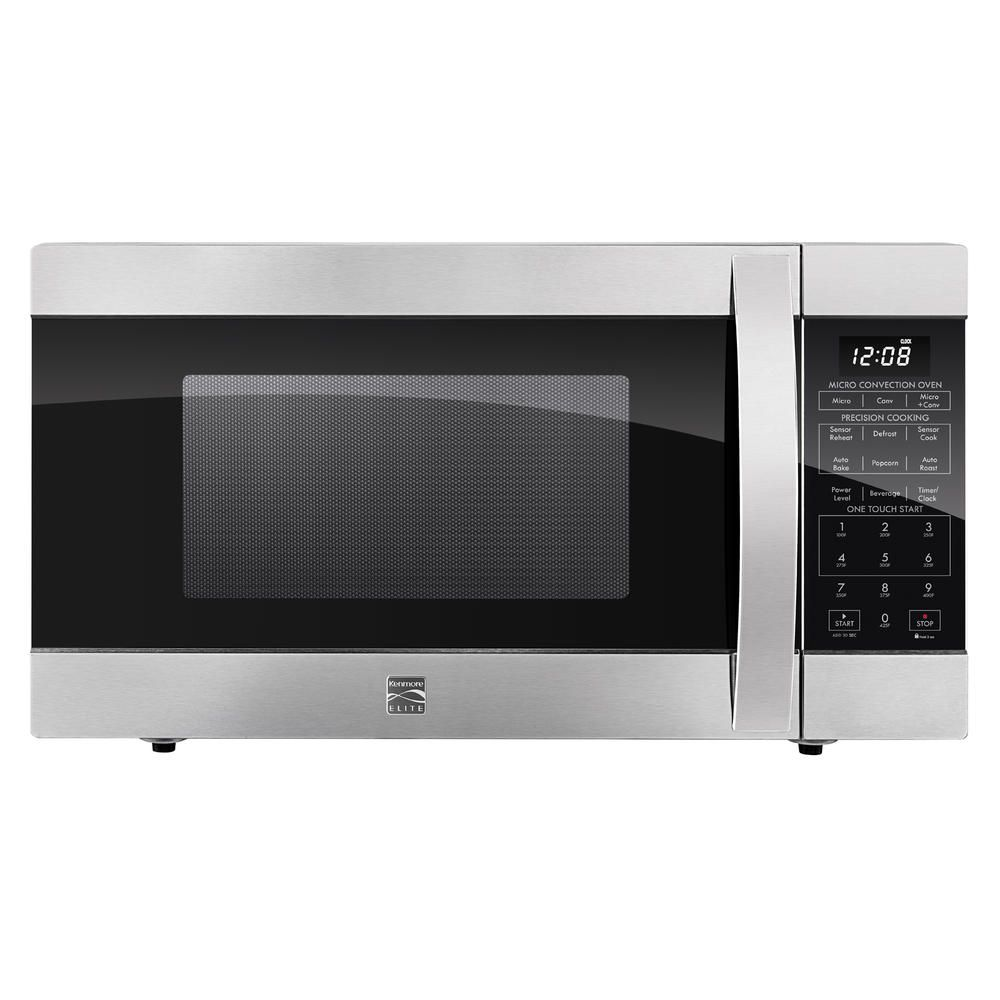 Countertop Microwave W Convection