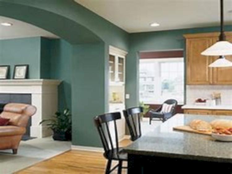 40 Popular Home Color Paint Ideas Desain Interior Interior Desain Interior Rumah