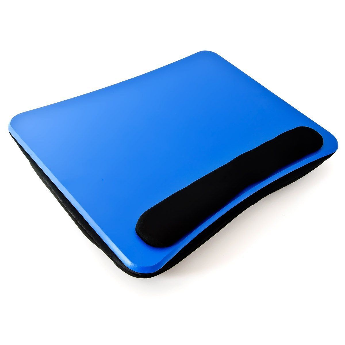 Amazon.de: Relaxdays 10016335 Knietisch Laptoptisch Laptopkissen, blau