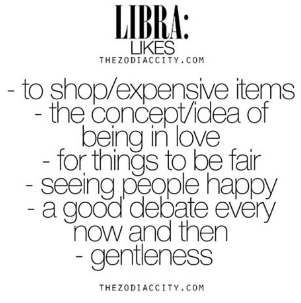Libra Traits ℓιвяα Libras Do It Better Pinterest Zodiac Libra