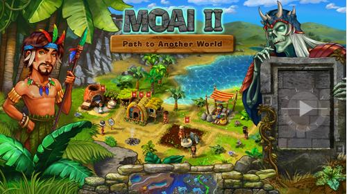 MOAI 2 Path to Another World walkthrough http