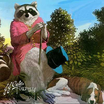 J J Cale Naturally Album Cover Art Album Covers Cool Album Covers