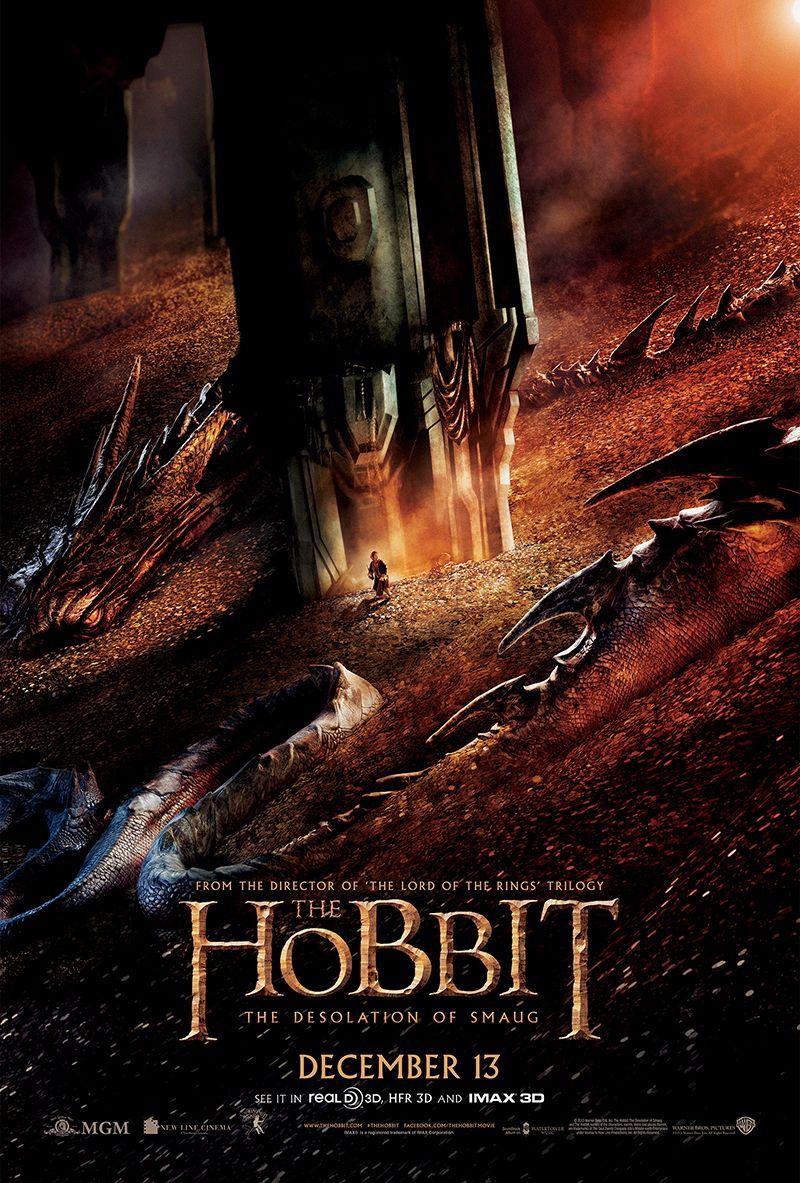 This Poster Of Smaug D D D Hobbit Hobbit A Desolacao De