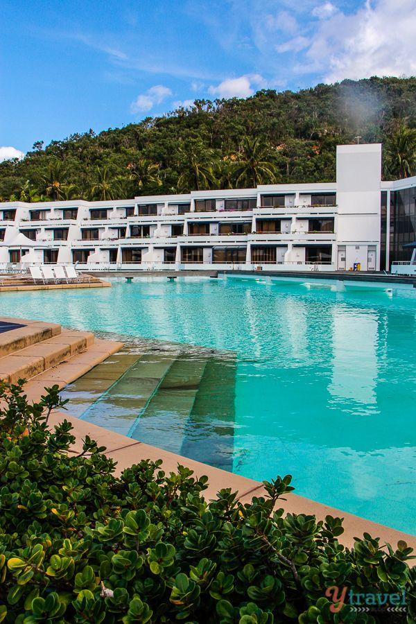 The Luxurious Intercontinental Hayman Island Resort