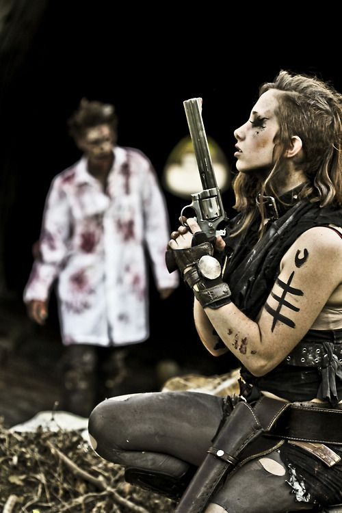 Post Apocalyptica  / Costume / Halloween / Outfit /