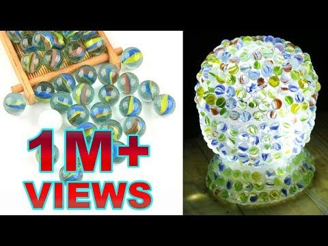 Marble Lamp Easy Crafts Ideas Youtube Diy Easy Crafts Crafts
