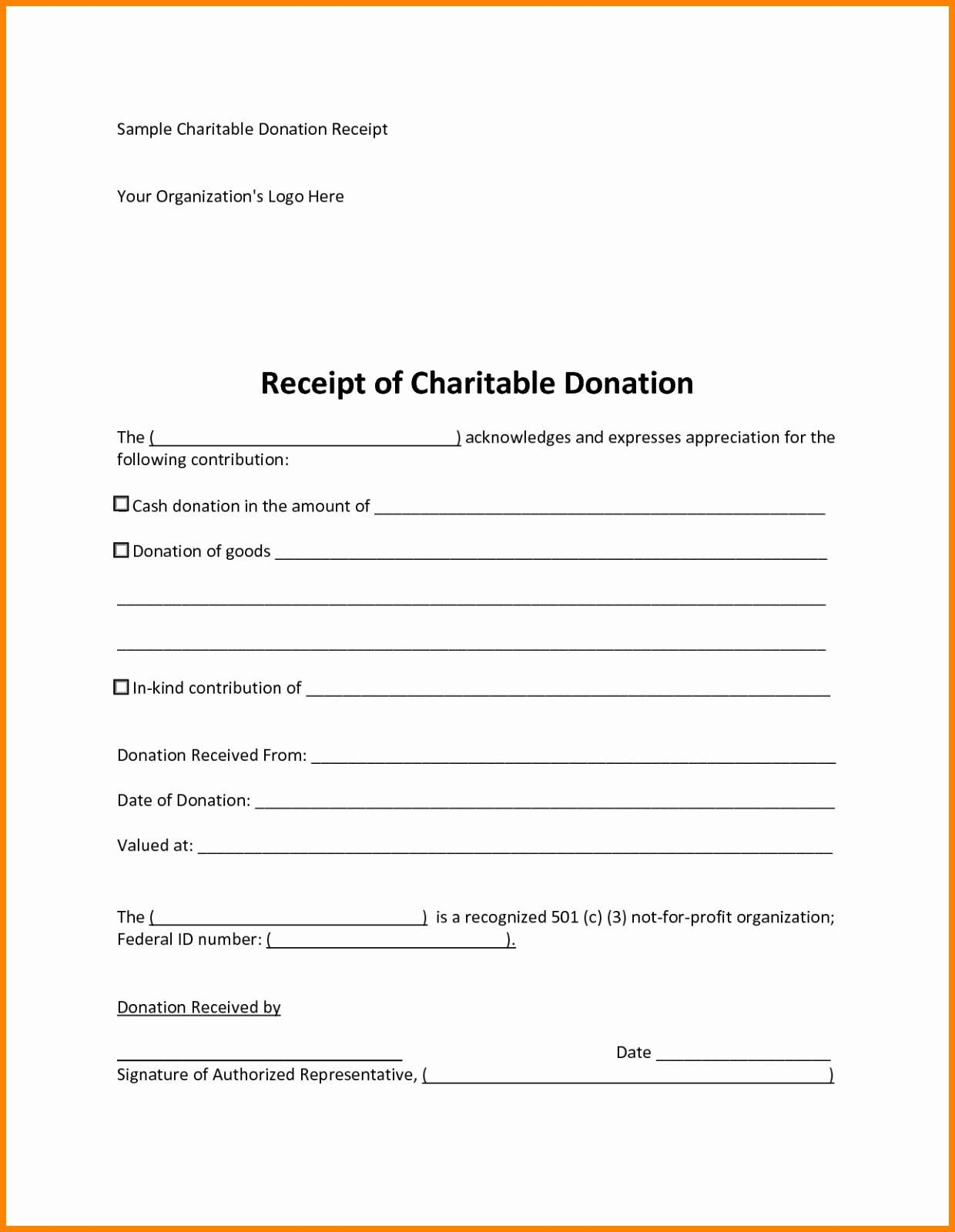 Charity Pledge form Template Fresh Silent Auction Basket ...