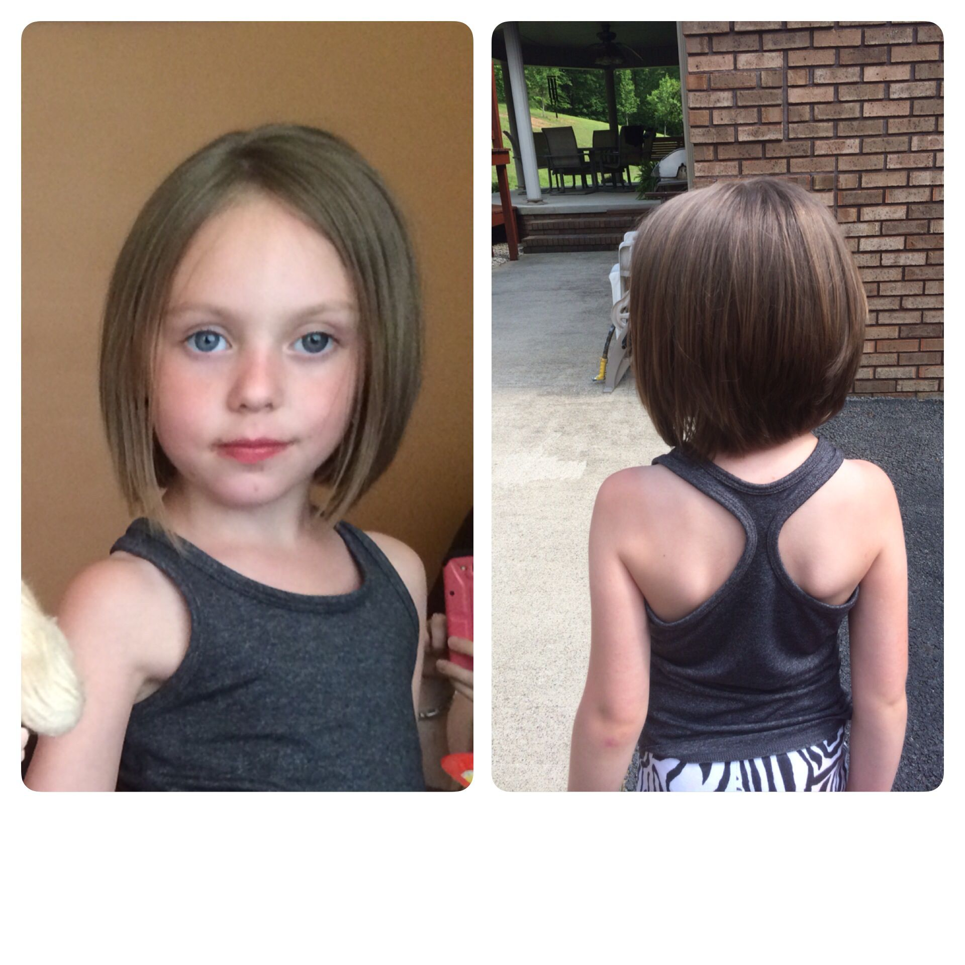Little girls hair bob so cute hair pinterest hair cuts girl
