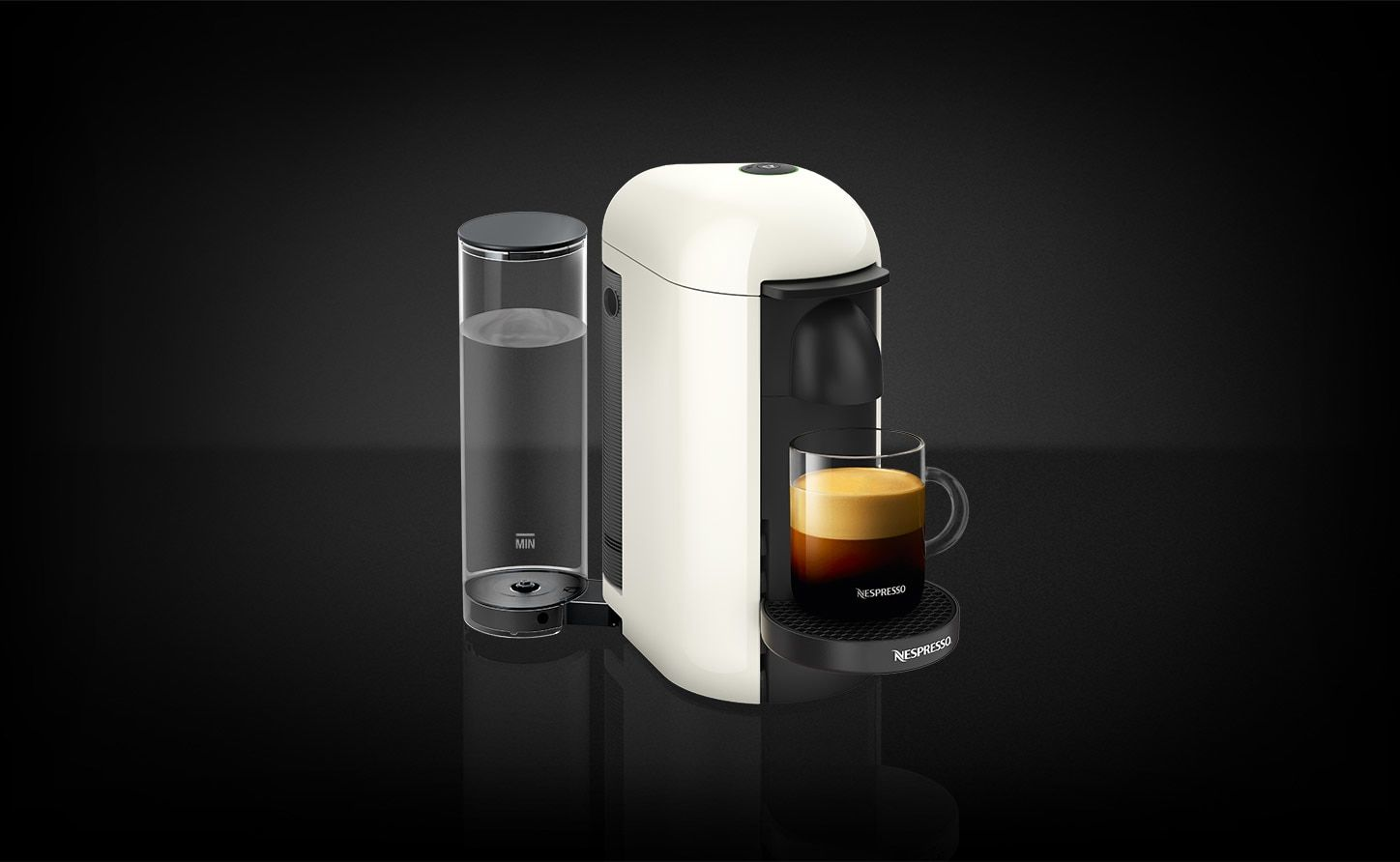 Nespresso VertuoPlus (With images) Nespresso, Coffee