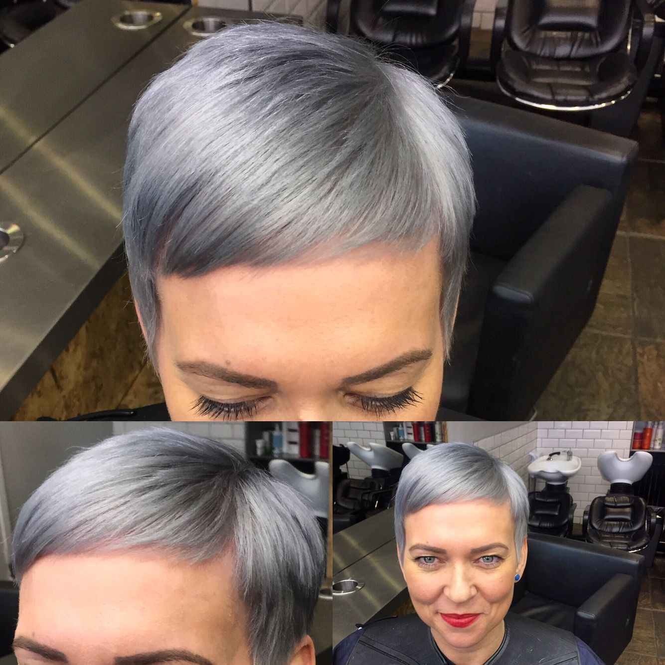 Pin On Going Gray