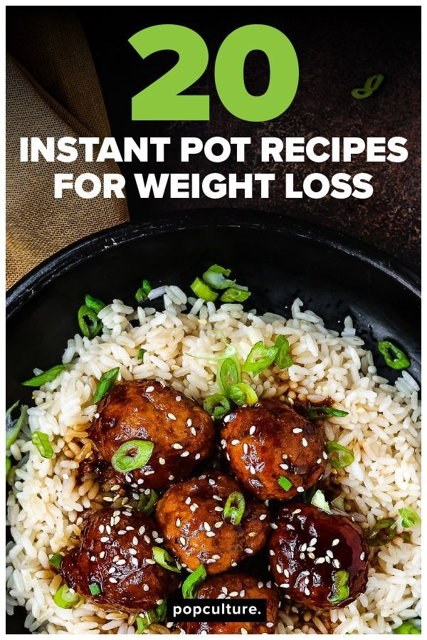 20 Instant Pot Recipes for Weight Loss images
