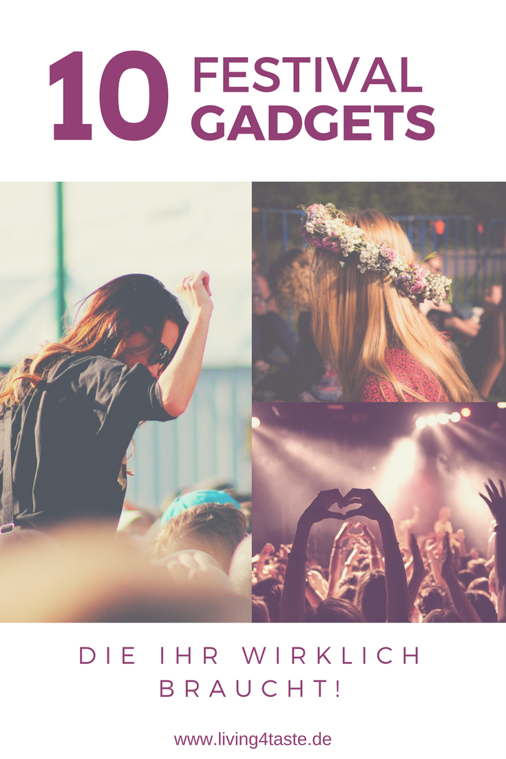 Zehn Festival Must-Haves, die auf keinem Festival fehlen dürfen. Mit diesen Gadgets habt ihr Spaß, findet neue Freunde und habt auf jeden Fall etwas zu lachen. Damit kann die Festivalsaison beginnen. Hippie-Style Rucksack, Boho, Polaroidkamera, Lamzac, Beer Pong Set, stylischer Poncho, Stirntaschenlampe, Taschenlampe, Solar Ladegerät und vieles mehr. Plus: Alle Informatinen zur Premiere vom neuen Festival in Bad Aibling: Indiebase! #essentialsforcamping
