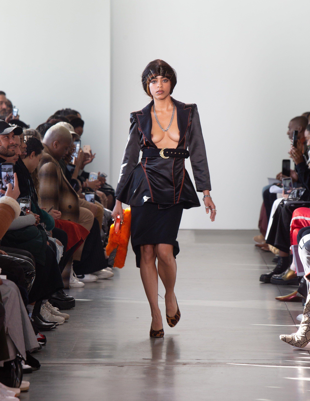 Pin on New York Fashion Week 2019