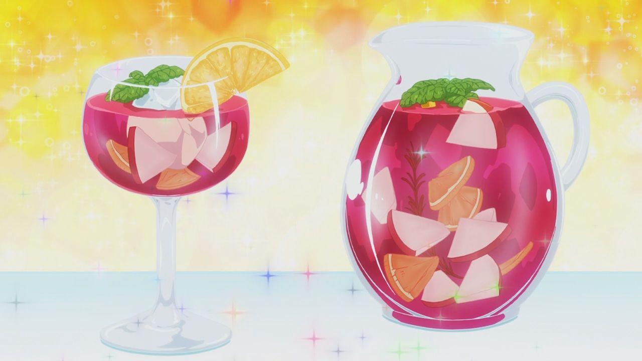 Piace Watashi No Italian Episode 5 Food Art Food Illustrations Anime Bento