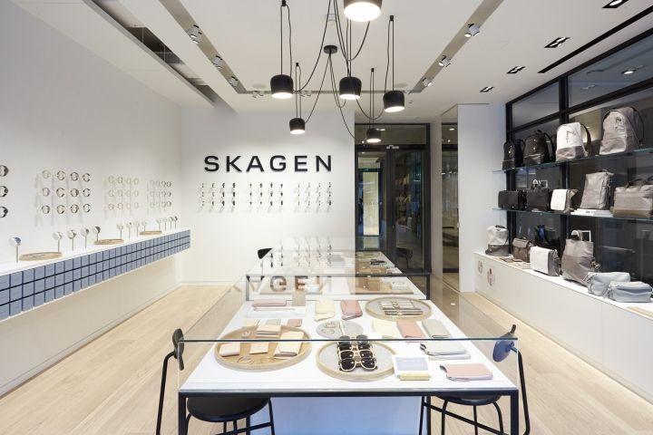 Skagen flagship store Paris  France