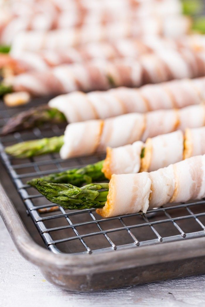 Asparagus Recipes Baked Healthy Bacon Wrapped
