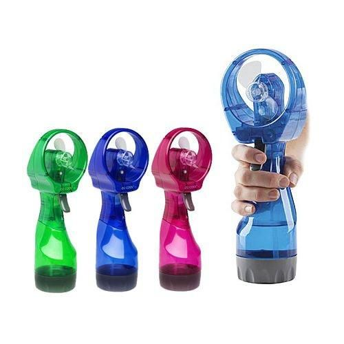 Water Misting Fan - Perfect For Outdoor Activities, Sporting Events, & Traveling