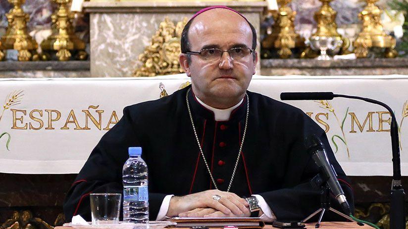 """ICYMI: Obispo de San Sebastián: los gays son """"trastornados"""" y """"el demonio mete un gol"""" a las feministas"""
