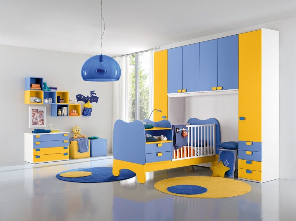 Mobili Riccelli ~ Colombini #babybedroom #bedroom #mobili #riccelli #baby #furnishings