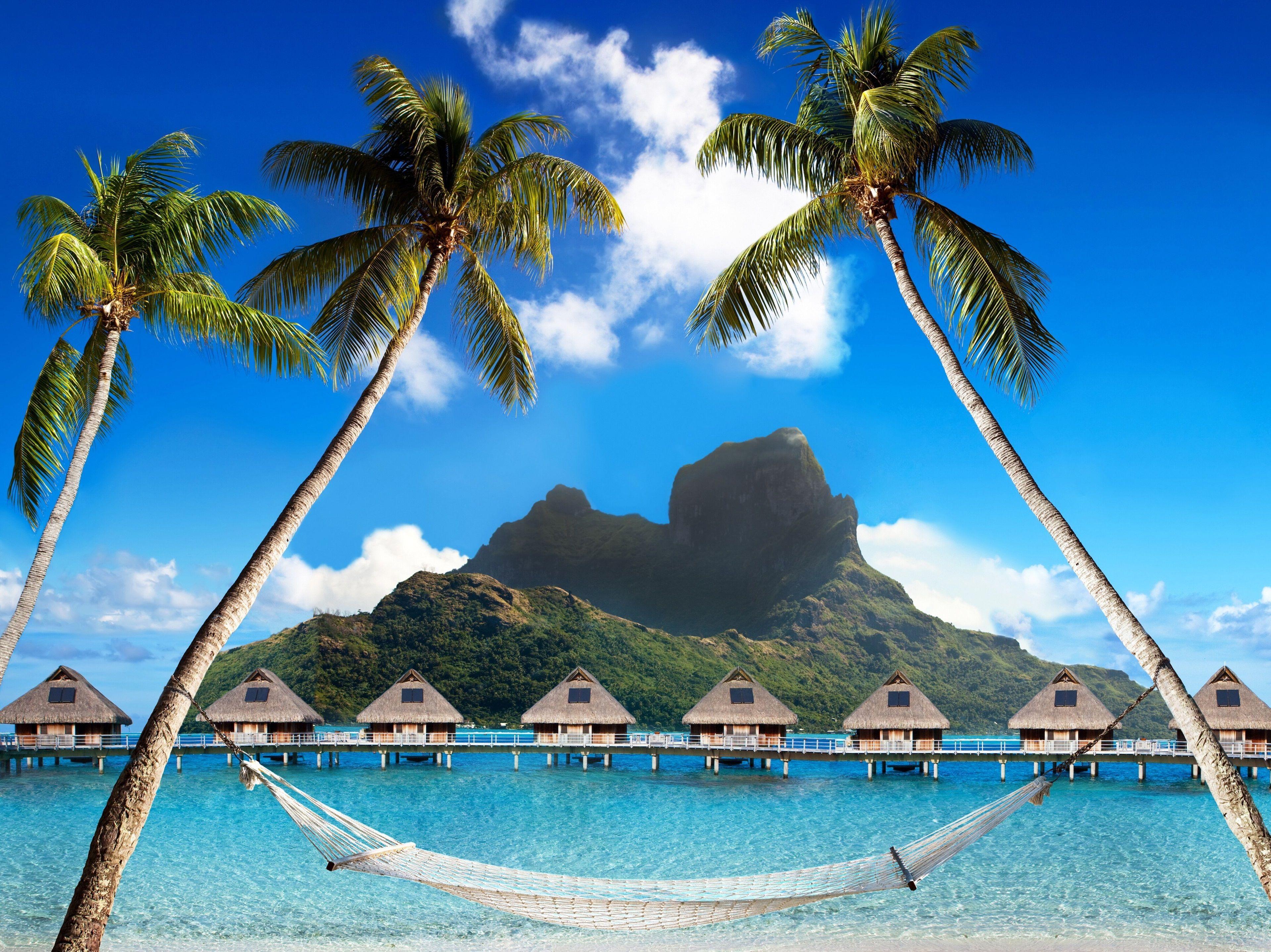 3840x2876 Bora Bora 4k Ultra Hd Desktop Wallpaper Honeymoon