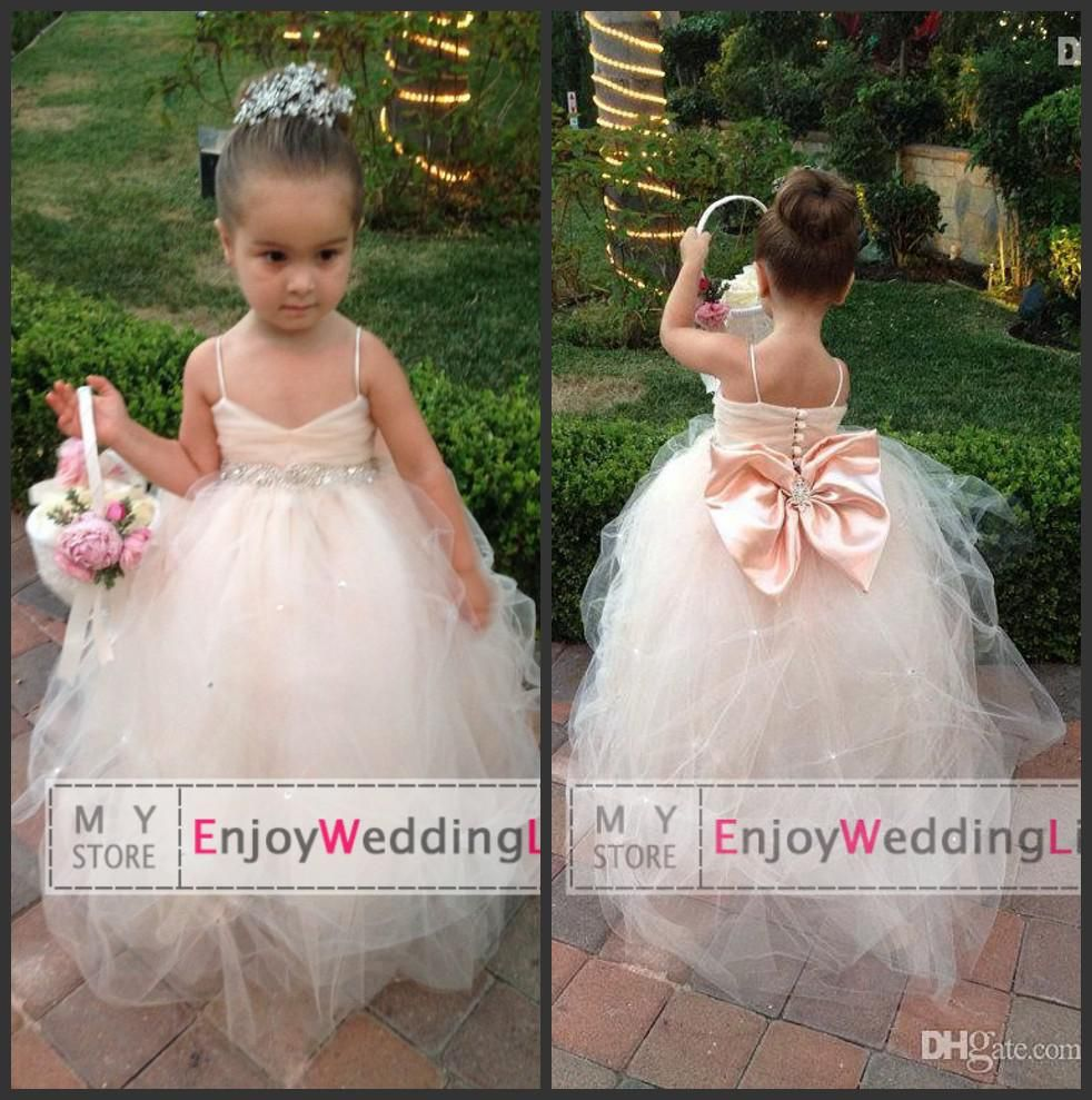 Wholesale Flower Girl Dress - Buy Cheap Flower Girl Dress from ...