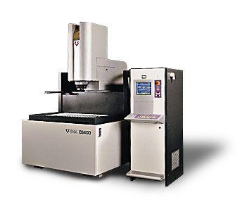Máquina de mecanizado por electroerosión Ona CS400